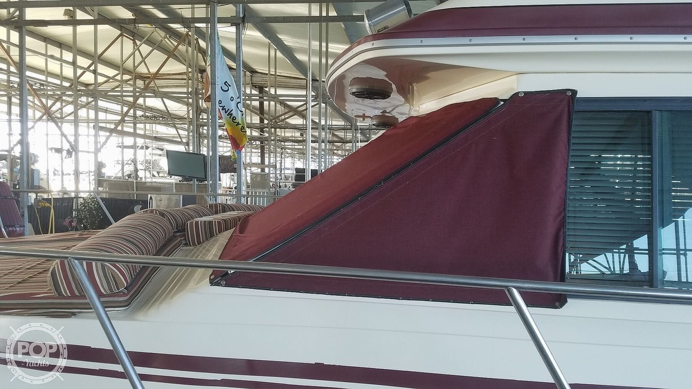 1987 Sea Ray boat for sale, model of the boat is 410 Aft Cabin & Image # 18 of 40