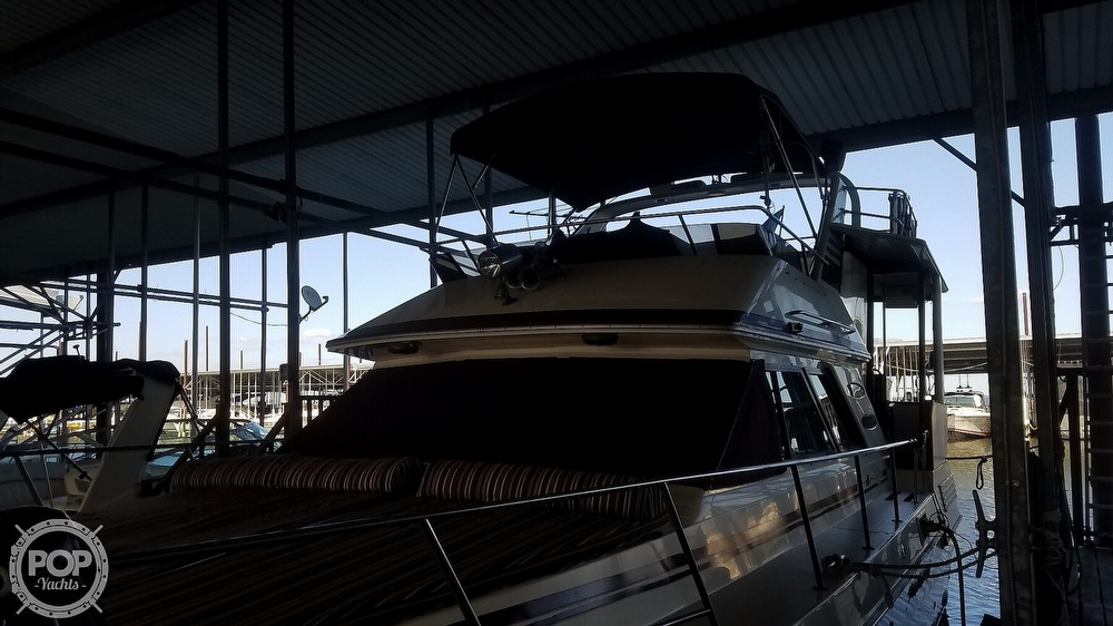 1987 Sea Ray boat for sale, model of the boat is 410 Aft Cabin & Image # 24 of 40