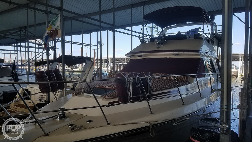 1987 Sea Ray boat for sale, model of the boat is 410 Aft Cabin & Image # 25 of 40