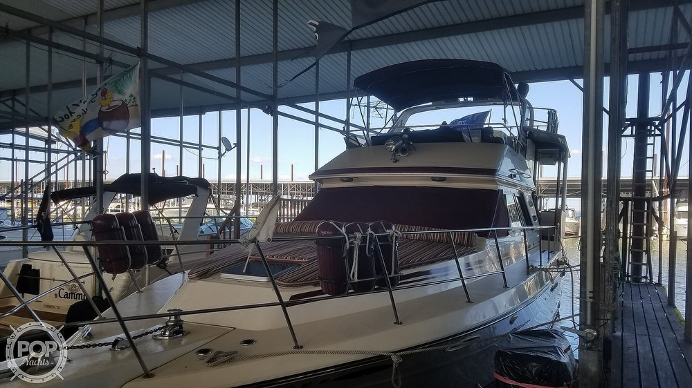 1987 Sea Ray boat for sale, model of the boat is 410 Aft Cabin & Image # 26 of 40