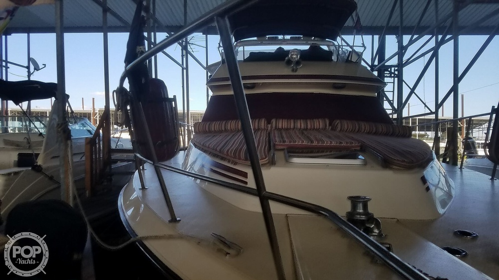 1987 Sea Ray boat for sale, model of the boat is 410 Aft Cabin & Image # 30 of 40