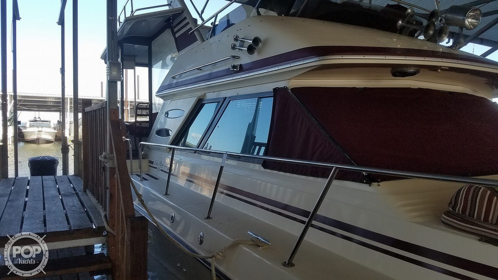 1987 Sea Ray boat for sale, model of the boat is 410 Aft Cabin & Image # 37 of 40