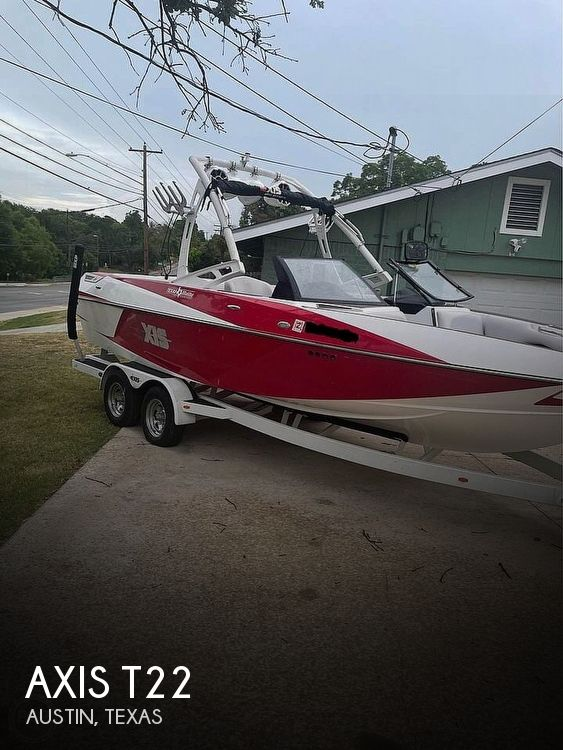 Used Power boats For Sale in San Antonio, Texas by owner | 2014 Axis t22
