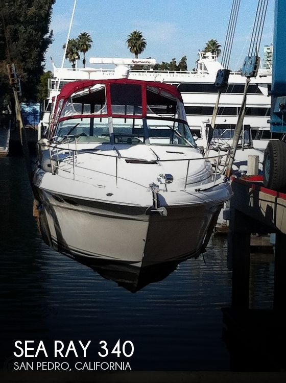 Used Sea Ray Boats For Sale in California by owner | 2000 Sea Ray 340