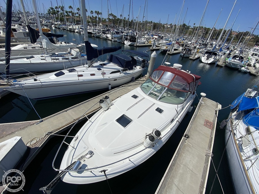 2000 Sea Ray boat for sale, model of the boat is 340 Sundancer & Image # 2 of 40