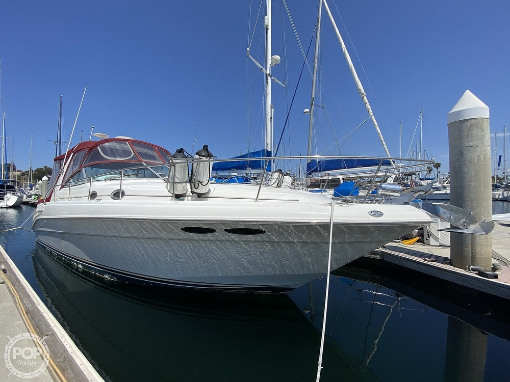 2000 Sea Ray boat for sale, model of the boat is 340 Sundancer & Image # 6 of 40