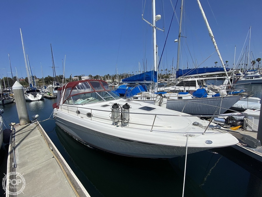 2000 Sea Ray boat for sale, model of the boat is 340 Sundancer & Image # 7 of 40