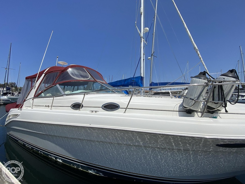 2000 Sea Ray boat for sale, model of the boat is 340 Sundancer & Image # 9 of 40