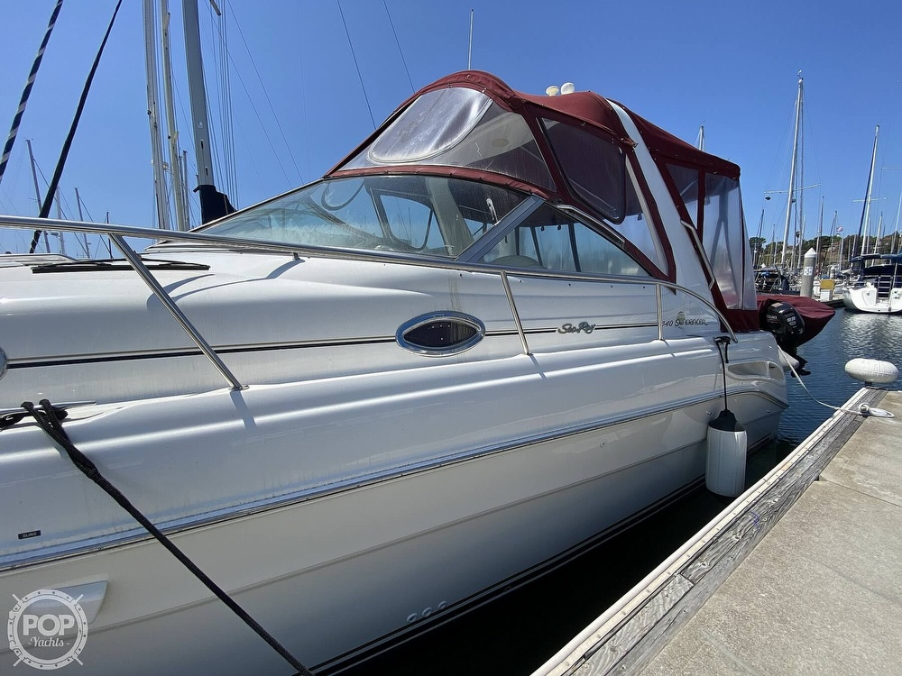 2000 Sea Ray boat for sale, model of the boat is 340 Sundancer & Image # 19 of 40