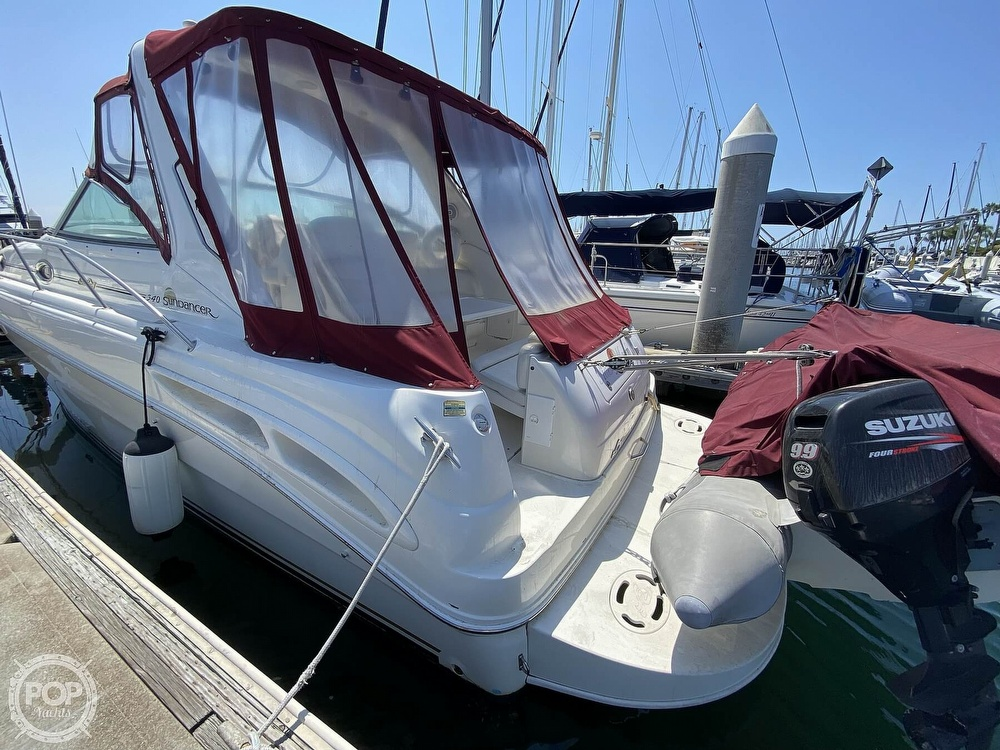2000 Sea Ray boat for sale, model of the boat is 340 Sundancer & Image # 21 of 40