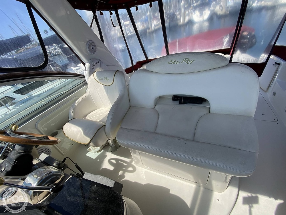 2000 Sea Ray boat for sale, model of the boat is 340 Sundancer & Image # 25 of 40