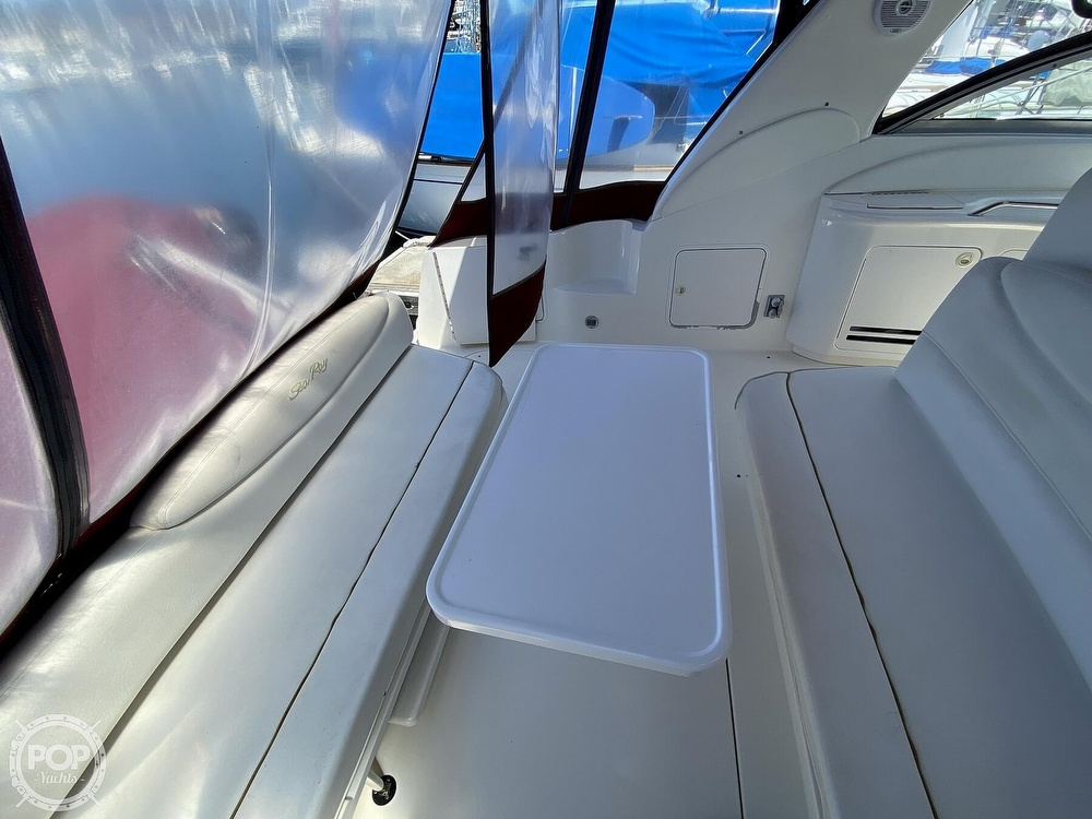 2000 Sea Ray boat for sale, model of the boat is 340 Sundancer & Image # 27 of 40