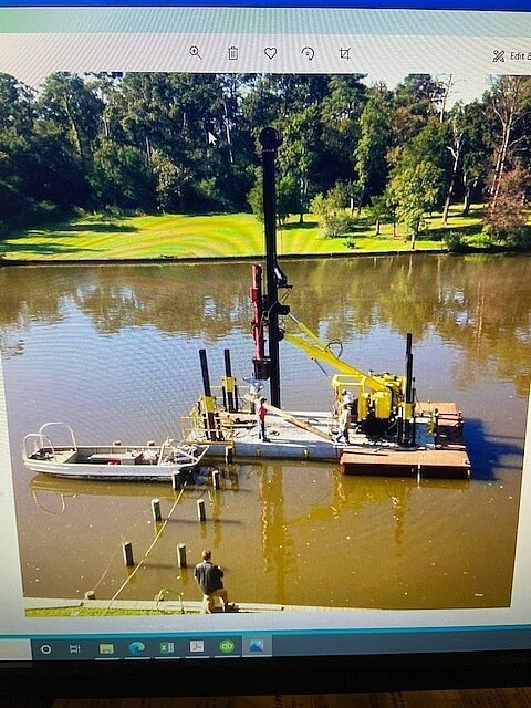 2014 Custom boat for sale, model of the boat is 30x11 Barge & Image # 2 of 40