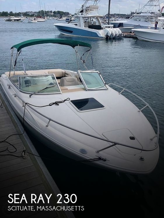 Used Sea Ray signature Boats For Sale by owner | 1999 Sea Ray 230 Signature