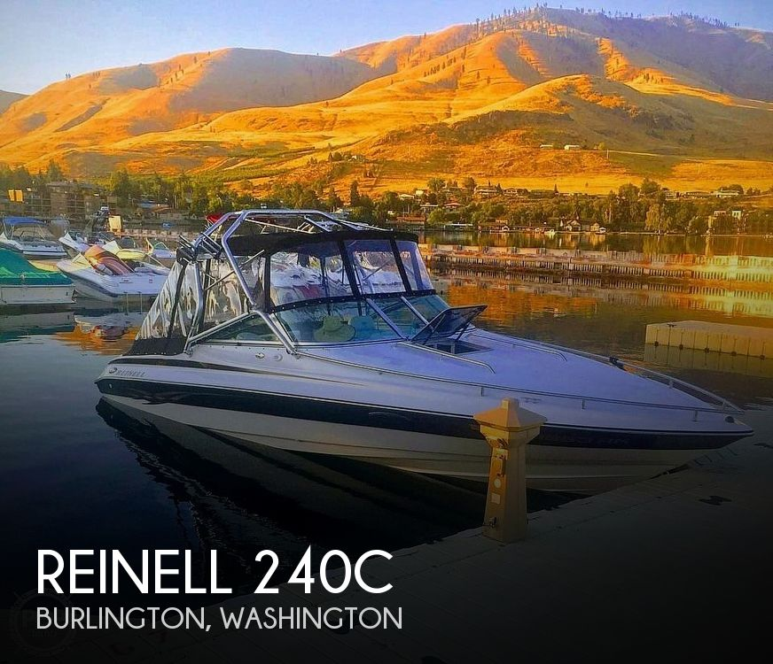 Used Reinell Boats For Sale in Washington by owner | 2001 Reinell 240c