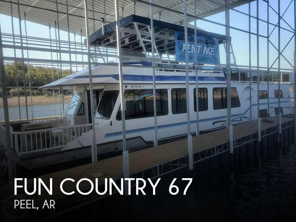 Used Boats For Sale in Springfield, Missouri by owner | 2000 Fun Country 67