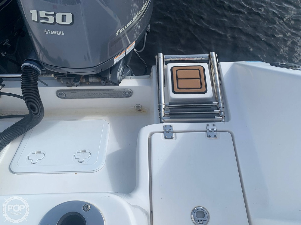 2016 Tidewater boat for sale, model of the boat is 252CC CSTM Adventure & Image # 19 of 40