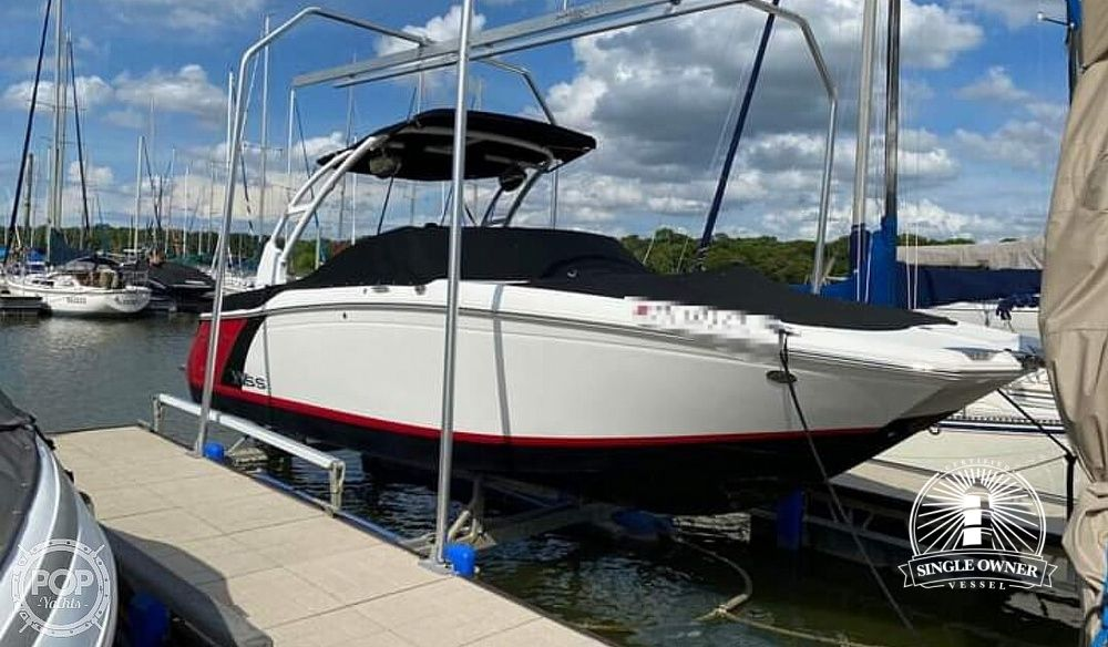 2014 Cobalt boat for sale, model of the boat is 26SD WSS & Image # 2 of 40