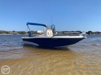 2016 Carolina Skiff 19' Sea Chaser - #1