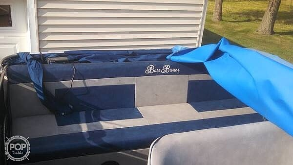 1990 Madsen boat for sale, model of the boat is Bass Buster & Image # 4 of 7