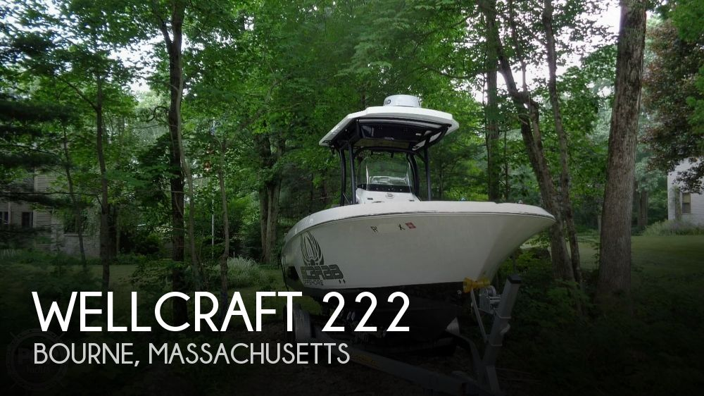 2020 Wellcraft boat for sale, model of the boat is 222 Fisherman & Image # 1 of 40