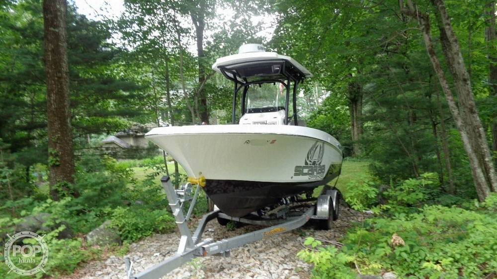 2020 Wellcraft boat for sale, model of the boat is 222 Fisherman & Image # 4 of 40