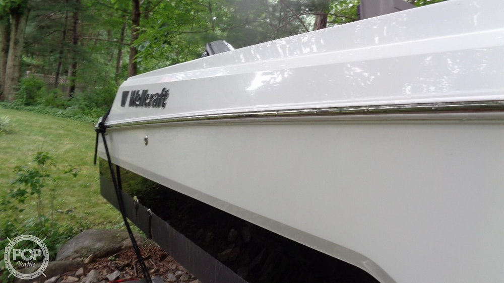 2020 Wellcraft boat for sale, model of the boat is 222 Fisherman & Image # 9 of 40