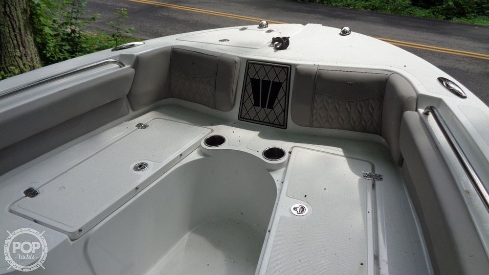 2020 Wellcraft boat for sale, model of the boat is 222 Fisherman & Image # 33 of 40