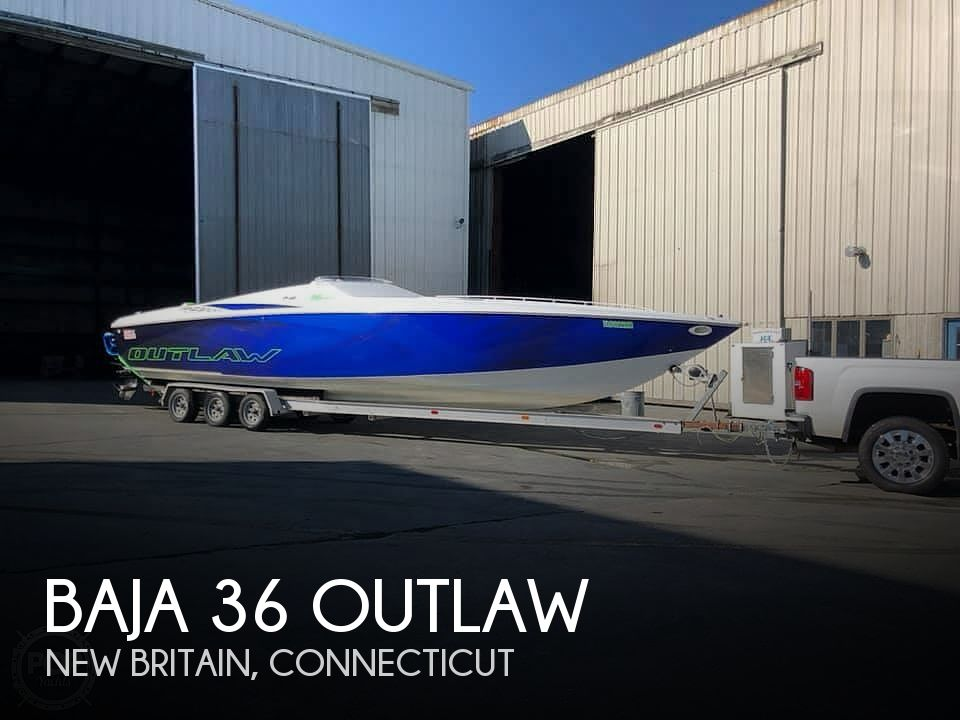1999 BAJA 36 OUTLAW for sale
