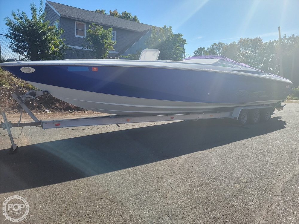 1999 Baja boat for sale, model of the boat is 36 Outlaw & Image # 3 of 40