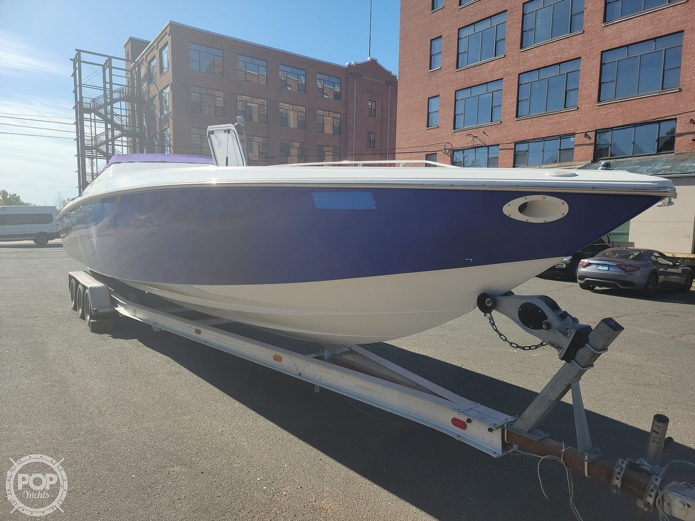 1999 Baja boat for sale, model of the boat is 36 Outlaw & Image # 19 of 40