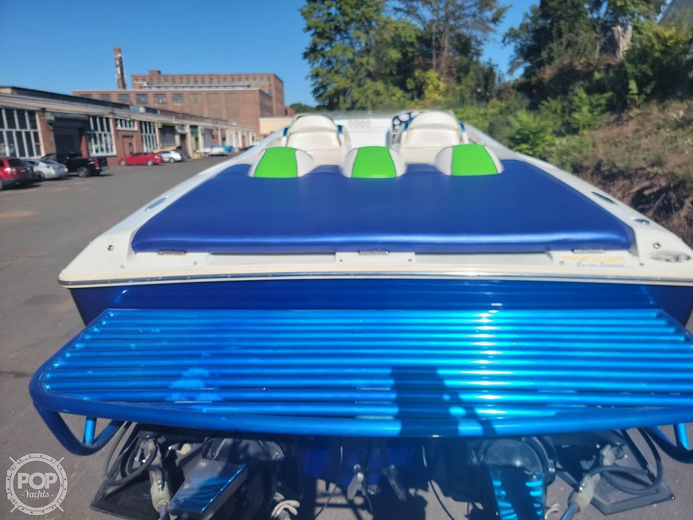 1999 Baja boat for sale, model of the boat is 36 Outlaw & Image # 39 of 40