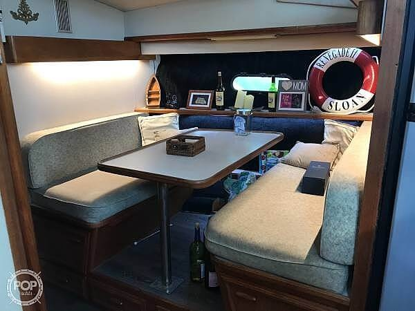 1988 Carver boat for sale, model of the boat is 3807 & Image # 15 of 40