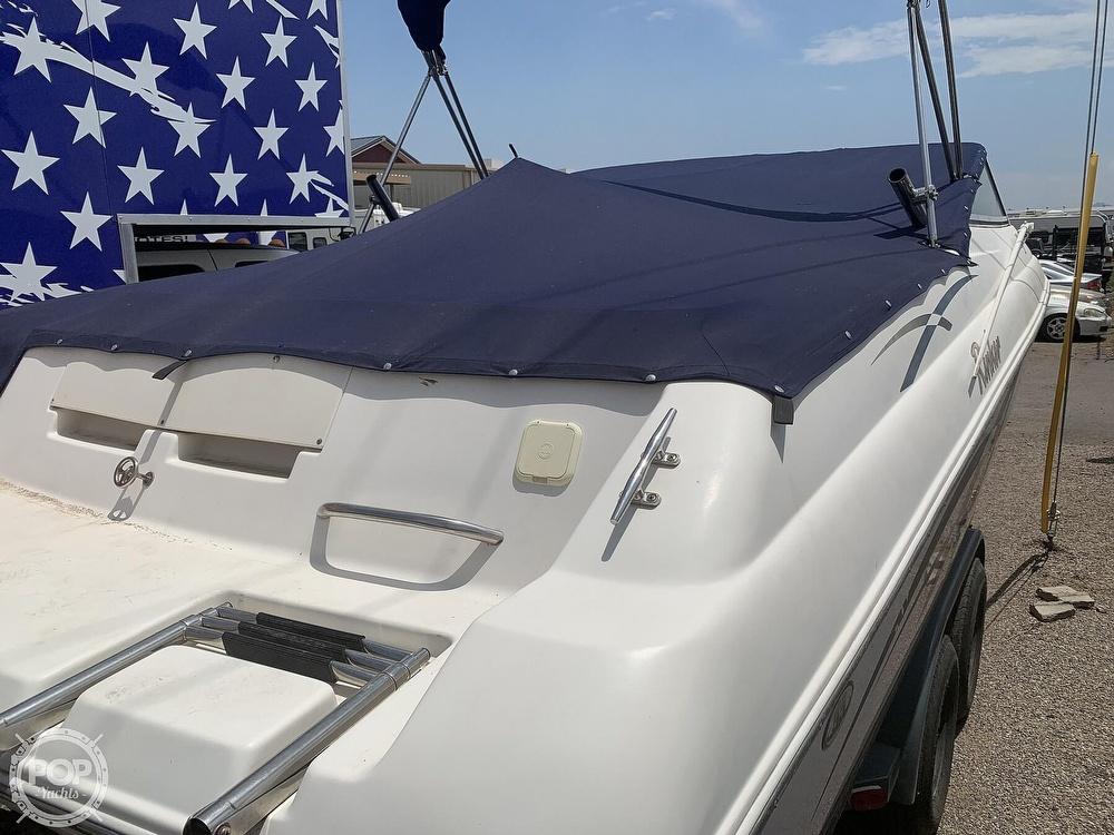 2000 Rinker boat for sale, model of the boat is 272 Captiva & Image # 7 of 40