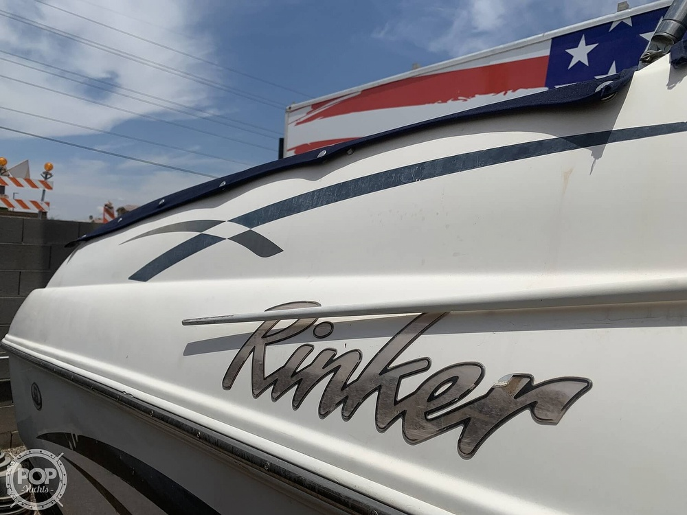 2000 Rinker boat for sale, model of the boat is 272 Captiva & Image # 8 of 40