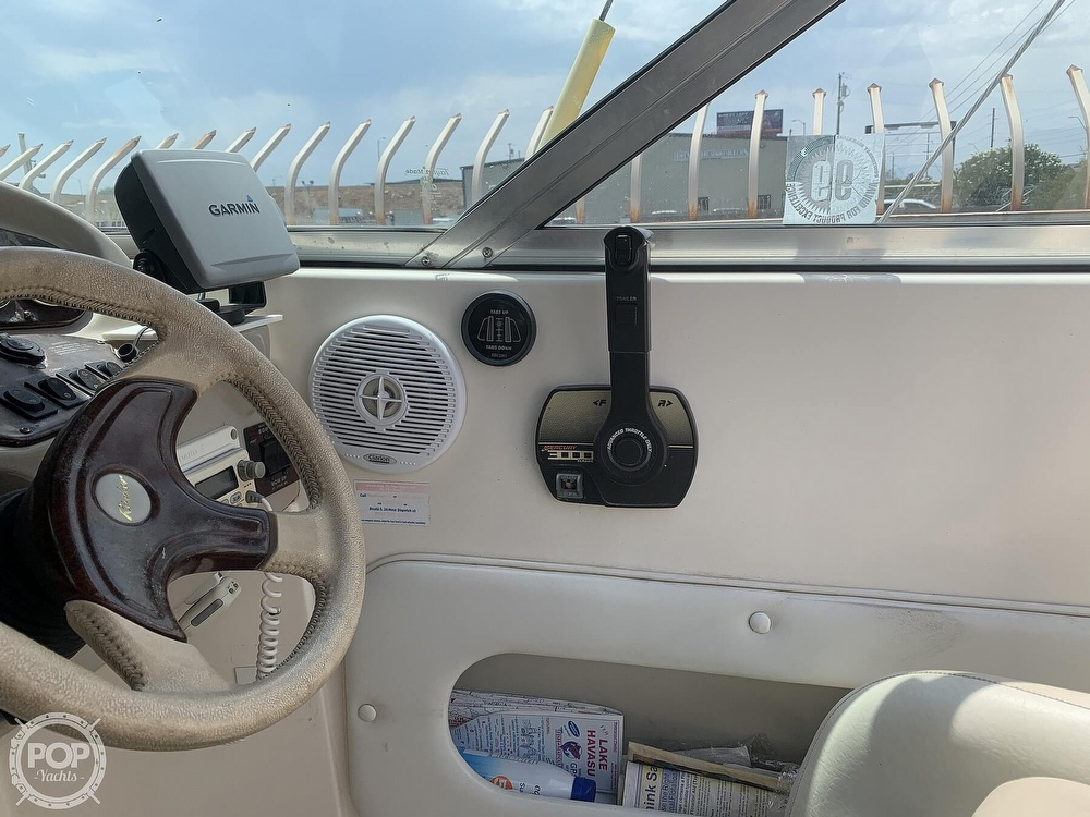 2000 Rinker boat for sale, model of the boat is 272 Captiva & Image # 32 of 40