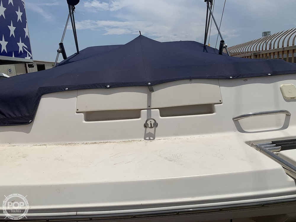 2000 Rinker boat for sale, model of the boat is 272 Captiva & Image # 40 of 40