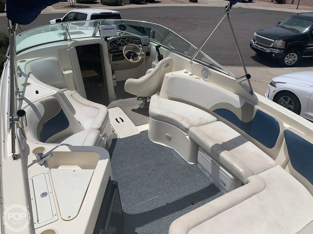 2000 Rinker boat for sale, model of the boat is 272 Captiva & Image # 2 of 40