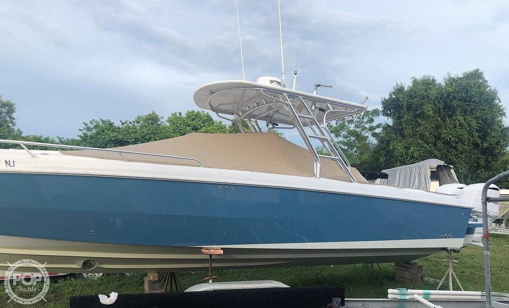 2007 Custom boat for sale, model of the boat is 36.10 & Image # 2 of 40