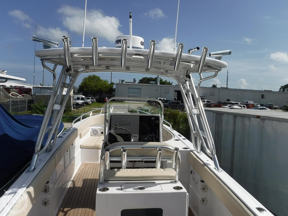 2007 Custom boat for sale, model of the boat is 36.10 & Image # 9 of 40
