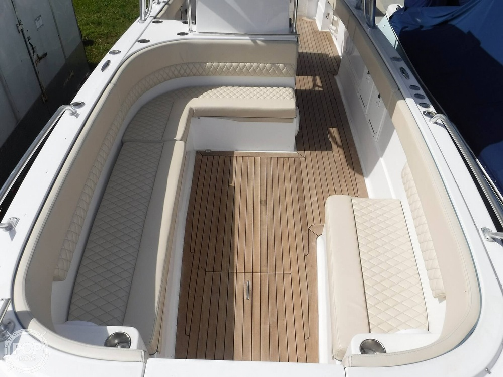 2007 Custom boat for sale, model of the boat is 36.10 & Image # 12 of 40
