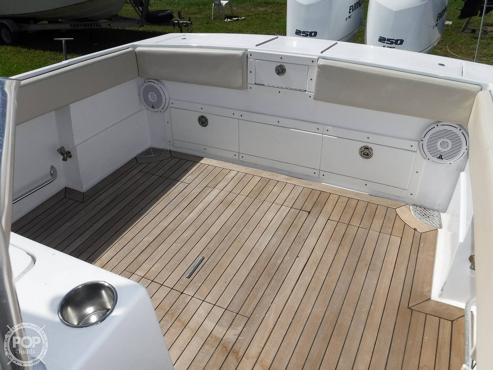 2007 Custom boat for sale, model of the boat is 36.10 & Image # 18 of 40