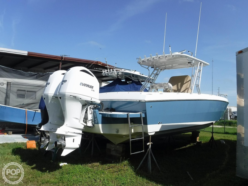 2007 Custom boat for sale, model of the boat is 36.10 & Image # 20 of 40