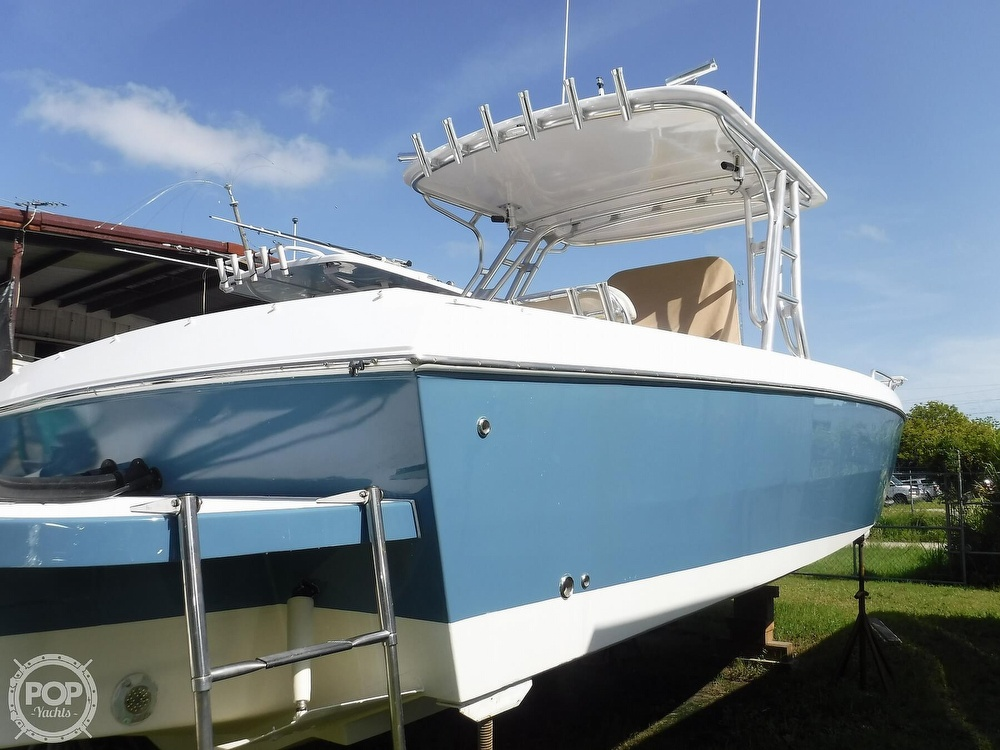 2007 Custom boat for sale, model of the boat is 36.10 & Image # 24 of 40