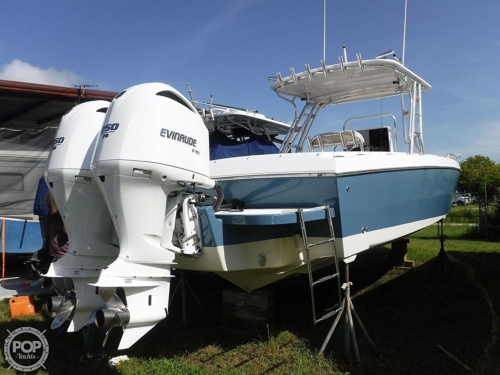 2007 Custom boat for sale, model of the boat is 36.10 & Image # 36 of 40