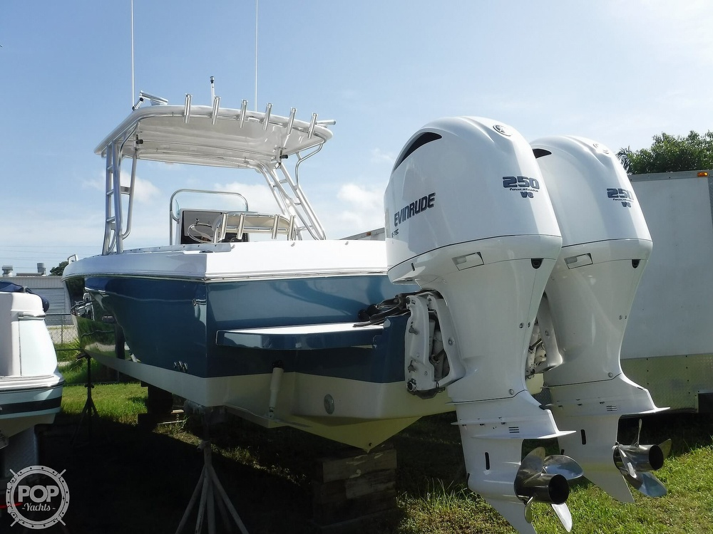 2007 Custom boat for sale, model of the boat is 36.10 & Image # 38 of 40