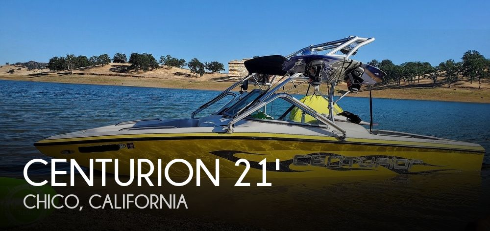 2005 Centurion boat for sale, model of the boat is Thunder Storm & Image # 1 of 4