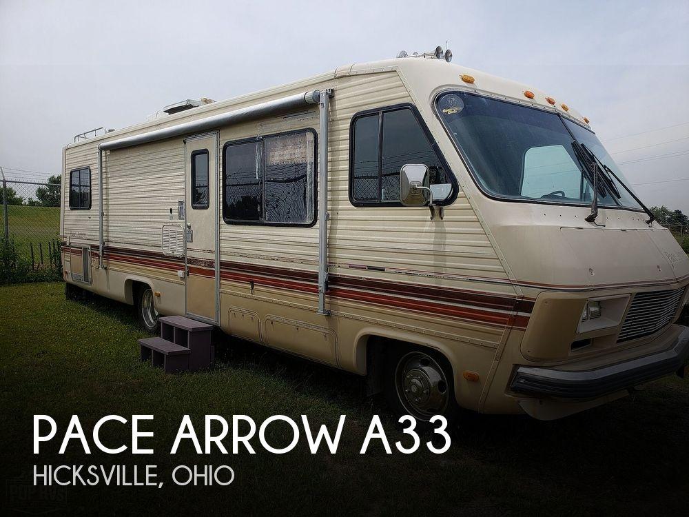 1984 Fleetwood Pace Arrow 32