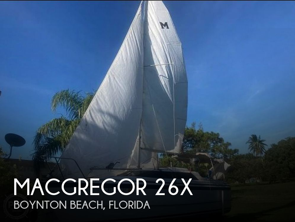 Used MacGregor Boats For Sale in Florida by owner | 1996 MacGregor 26X