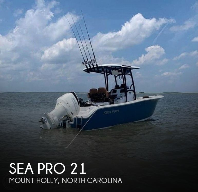 Used Boats For Sale in North Carolina by owner | 2020 Sea Pro 21